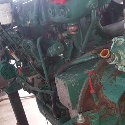 Motor de barco bolbo