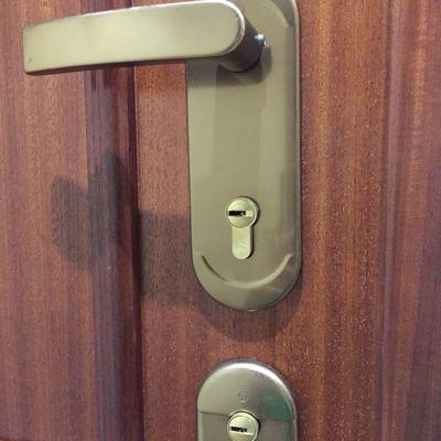 Puerta Acorazada con Doble Cerradura