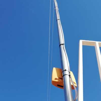 antena y amplificador