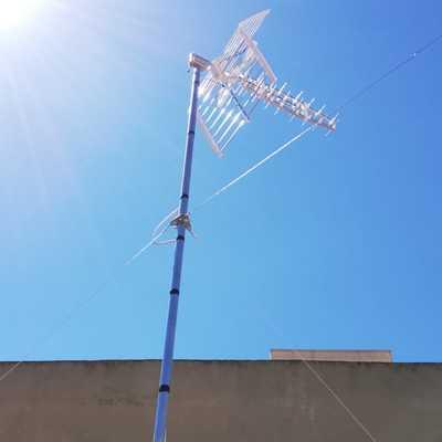 Antena en Beniafio