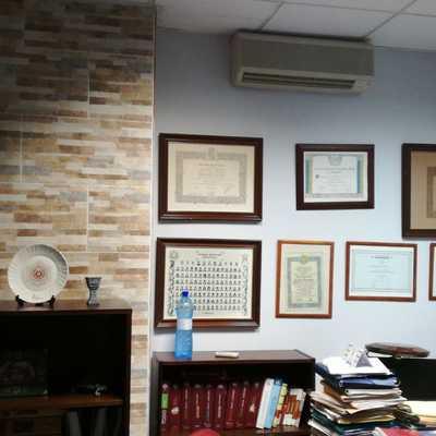 Reforma en oficina
