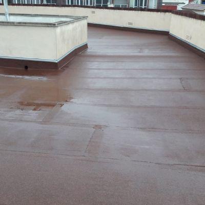 Impermeabilización terrazas