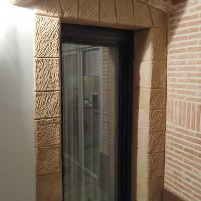 Enmarcado de puerta