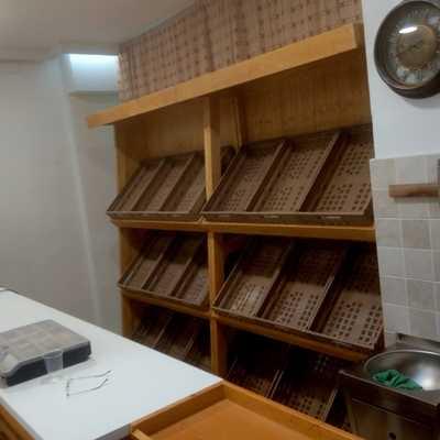 Muebles panaderia