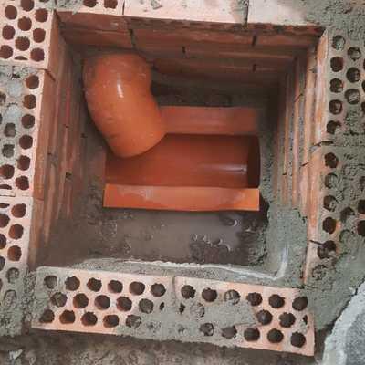 canalización de arqueta