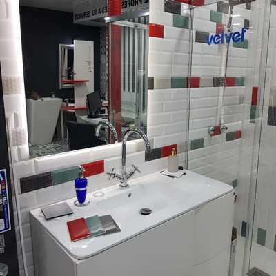 Baño de muestra
