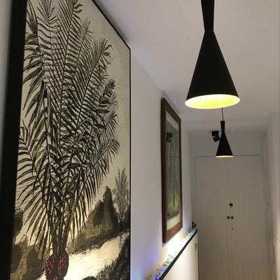 pintado paredes y decoración