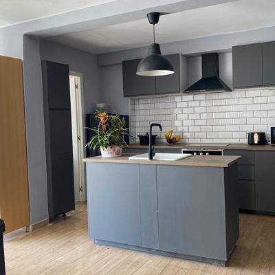 Remodelacion Cocina - Salón