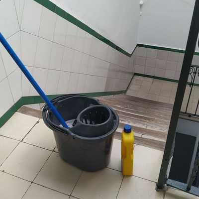 Limpieza de comunidad