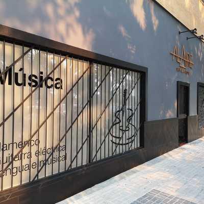 """Local para Clases de Pilates y Música """"Al Aire"""""""