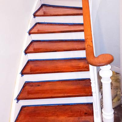 Renovación de Escaleras