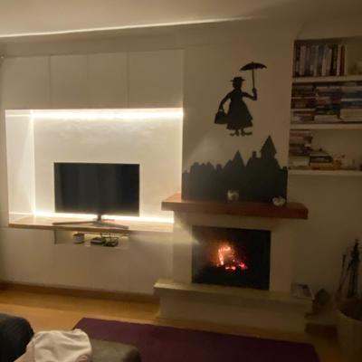 mueble en  salón