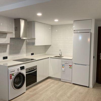 cocina abierta loft