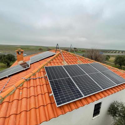 instalacion solar aislada