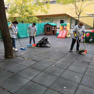 Limpieza de Escuela Educación Infantil