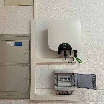 Instalación vivienda particular conectada a red 5,28 kWp