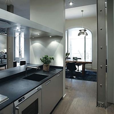 Interiorismo · Reformas de viviendas · Loft Eixample