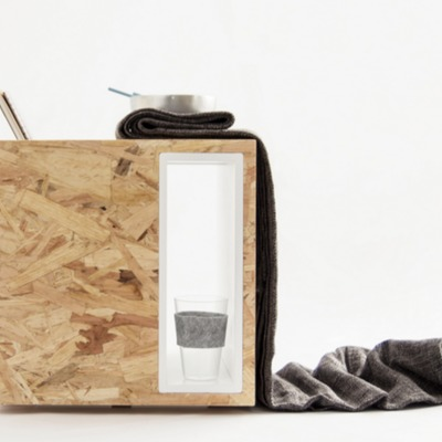 WILD WISH auxiliary table with light