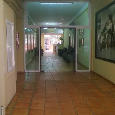 ACCESO Y RECEPCION CENTRO DE DANZA