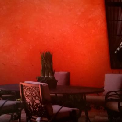 Color del Sol,Alta Decoración en Veneciano.