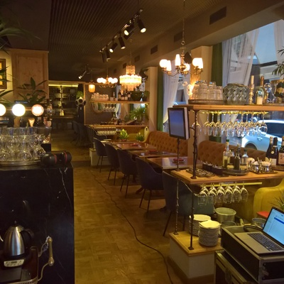 implantacio bar restaurant a BCN