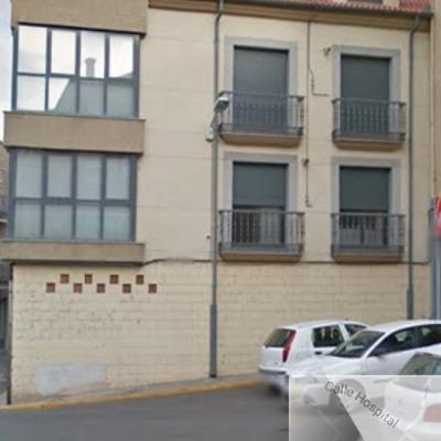 Edificio de 4 viviendas en Alba de Tormes, Salamanca.