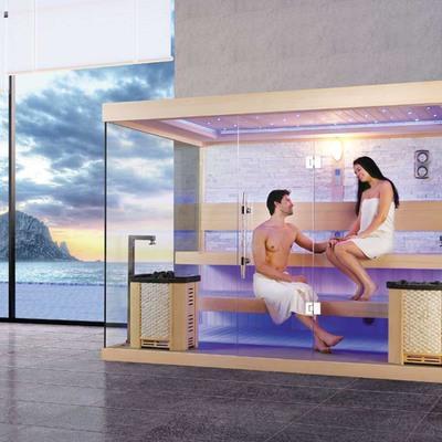Sauna seca premium modelo AX-021A