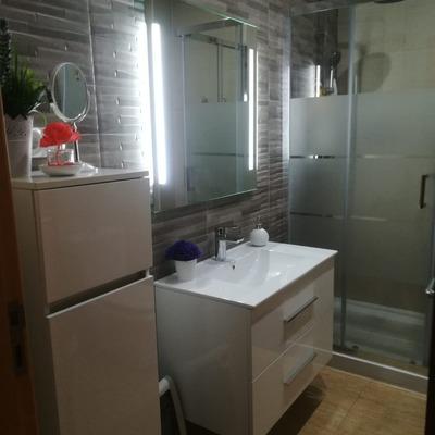 Reforma completa de baños.