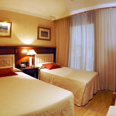 Yeso y decoración de hotel en Barcelona