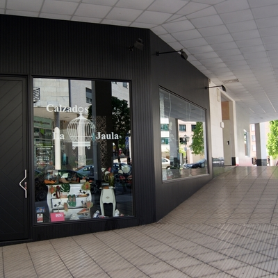 Zapateria La Jaula en la Florida, Oviedo