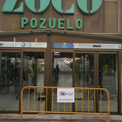 Adecuación C.C. Zoco Pozuelo