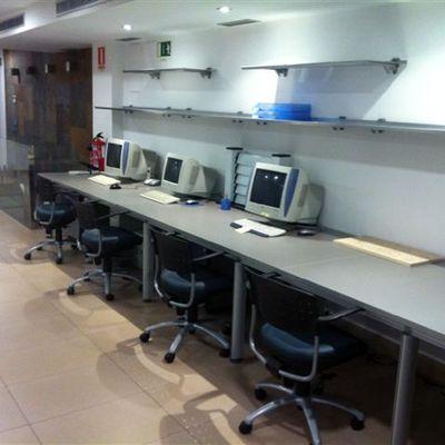 zona practicas oficina