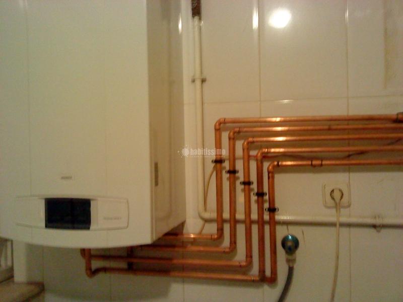 Foto calefacci n cambio caldera natur gas de naturs gas 93898 habitissimo - Calefaccion electrica o gas ...