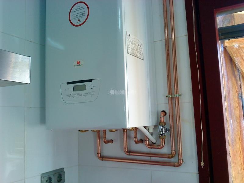 Ayuda tubos cocina decorar tu casa es - La casa de las calderas ...