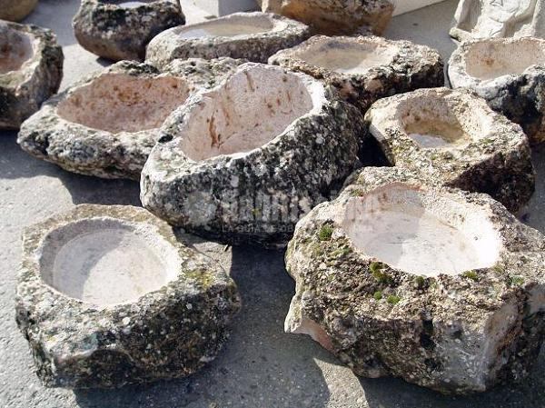 Foto jardineros paisajistas arenas silice de el molino for Piedras de jardin decorativas