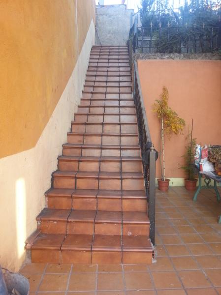 Foto replanteo de escaleras y colocacion de gres de - Gres para escaleras ...