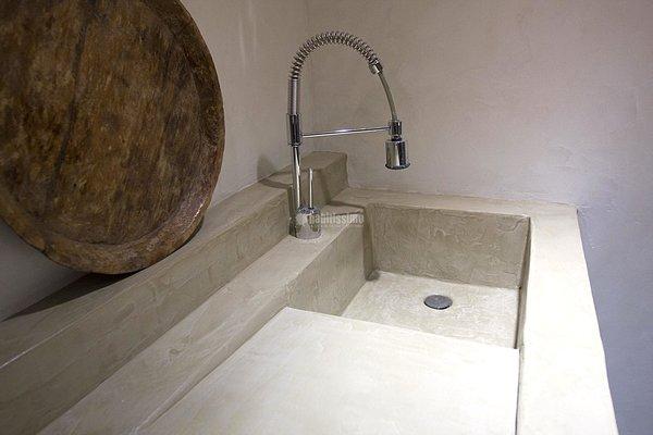 Baños Microcemento Pulido:Foto: Revestimientos, Microcemento, Cemento Pulido de Mineral Deco