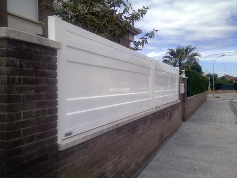 Puertas Garaje, Puertas, Carpintería Aluminio