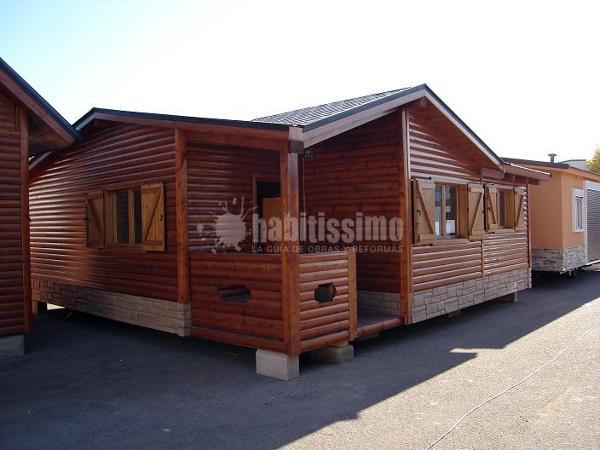 Foto prefabricados casas prefabricadas casas madera de - Casas prefabricadas en zaragoza ...