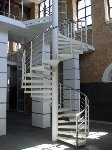 Foto 7 escalera de caracol de armesc cerrajer a 364102 - Escaleras de caracol barcelona ...