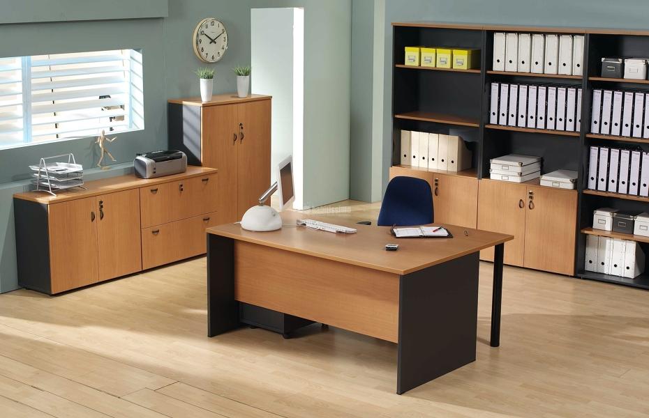 Foto muebles oficina mobiliario comercial estanter as for Muebles de oficina precios