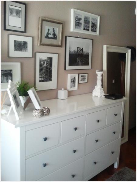 Foto adecuaci n de habitaci n para uso como vestidor de - Comodas dormitorio ikea ...
