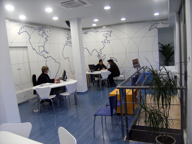 Foto agencia de viajes barcelo bergara gipuzkoa de xyz for Oficina barcelo viajes