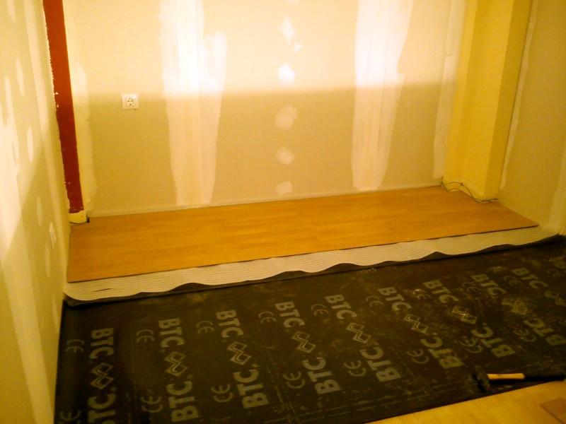 Foto aislamiento acustico del suelo de servimaxum 359555 for Aislamiento acustico suelo