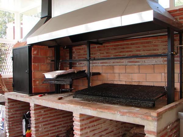 Foto barbacoa argentina de chimeneastalaya 765843 for Barbacoas argentinas precios