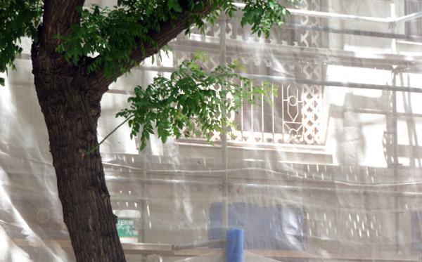 Foto andamio de gesyarq 430023 habitissimo for Centro de salud ciudad jardin almeria