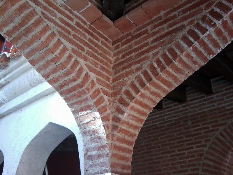 Arcos Ladrillo Cara Vista