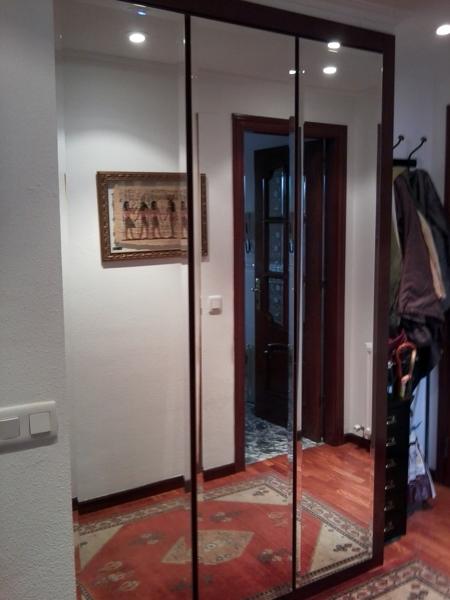 Foto armario de entrada de ms armarios empotrados 178412 - Armario entrada piso ...