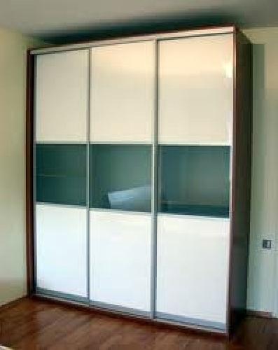 Foto armario empotrado lacado blanco de carpinter a juan carlos 238420 habitissimo - Armarios empotrados burgos ...