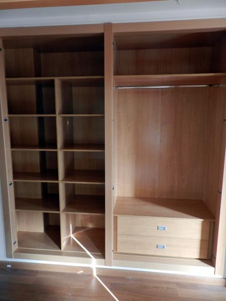 Foto armarios empotrados de muebles de cocina cuinetyl - Presupuesto armarios empotrados ...